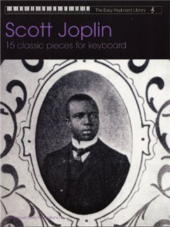 The Easy Keyboard Library: Scott Joplin Books | Keyboard