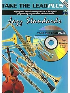 Take The Lead Plus: Jazz Standards (B Flat Brass Edition) Books and CDs | B Flat Brass Instruments
