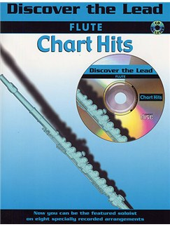 Discover The Lead: Chart Hits For Flute Books and CDs | Flute