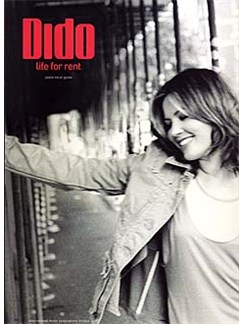 Dido: Life For Rent Books | Piano, Voice and Guitar chord boxes