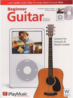 iPlayMusic: Beginner Guitar (Windows Version) CD-Roms / DVD-Roms   Guitar