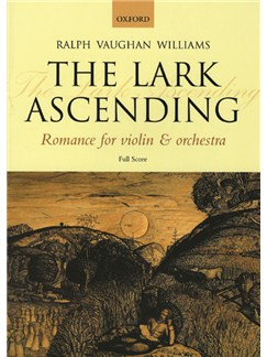 Ralph Vaughan Williams: The Lark Ascending (Full Score) Books | Violin, Orchestra