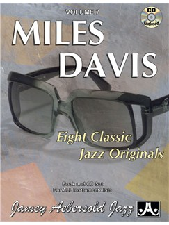 Aebersold Volume 7: Miles Davis Books and CDs | All Instruments