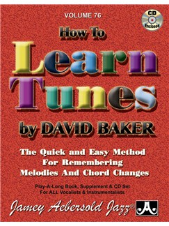 David Baker: How To Learn Tunes Books | All Instruments