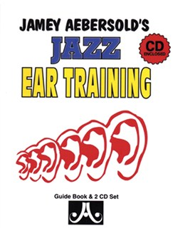 Jamey Aebersold: Jazz Ear Training Books and CDs |
