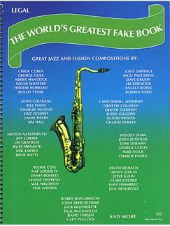 The World's Greatest Fake Book - C Edition Books | Melody Line, Lyrics & Chords