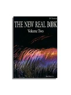 The New Real Book Volume 2: B Flat Edition Books | B Flat Instruments