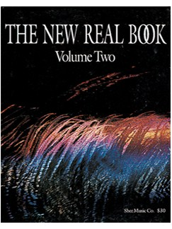The New Real Book Volume 2: E Flat Edition Books | E Flat Instruments