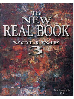 The New Real Book Volume 3: E Flat Edition Books | E Flat Instruments