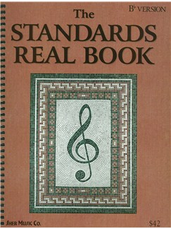 The Standards Real Book: B Flat Edition Libro | Instrumentos en Si