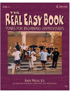 The Real Easy Book Volume 1: B Flat Edition Libro | Instrumentos en Si