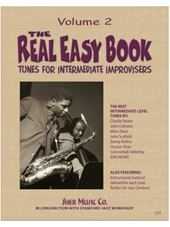 The Real Easy Book Volume 2: B Flat Edition Books | B Flat Instruments