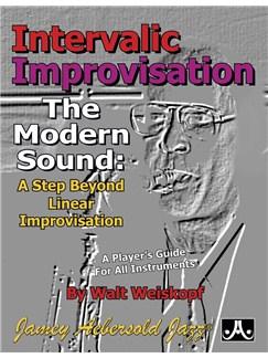 Walt Weiskopf: Intervallic Improvisation - The Modern Sound Books | All Instruments