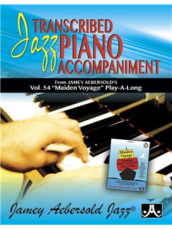 Jamey Aebersold: Jazz Piano Voicings - Volume One Books | Piano