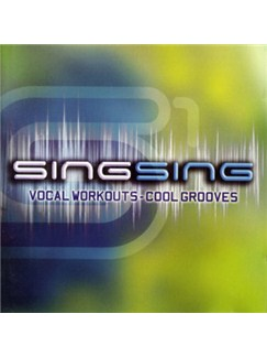 Sing Sing: Vocal Workouts - Cool Grooves Volume 1 CDs | Voice
