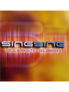 Sing Sing: Vocal Workouts - Cool Grooves Volume 2 CDs | Voice