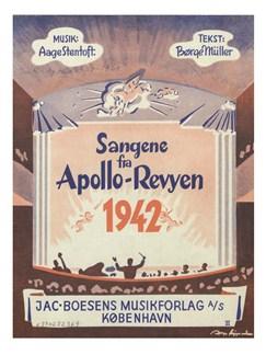 Aage Stentoft: Sangene Fra Apollo-Revyen 1942 (Voice and piano) Bog | Stemme, Klaver solo