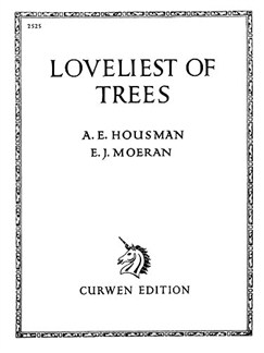 Moeran, E Loveliest Of Trees Voice/Piano  | Piano, Voice