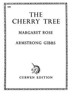 Cecil Armstrong Gibbs: Cherry Tree (Voice/Piano) Books | Voice, Piano Accompaniment