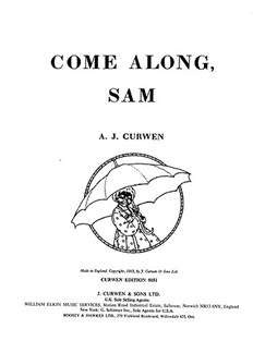 Curwen, A Come Along, Sam Piano    Piano