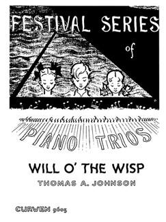 Johnson, T Will O' The Wisp Piano Trio  | Piano