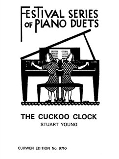 Young, S The Cuckoo Clock Piano Duet Books | Piano Duet
