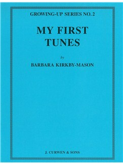 Barbara Kirby-Mason: My First Tunes Books | Piano