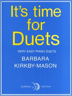 It's Time For Duets Books | Piano Duet