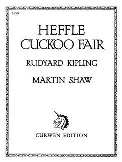 Martin Shaw: Heffle Cuckoo Fair Books | Voice, Piano Accompaniment
