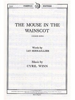 Winn: The Mouse In The Wainscot Books | Unison Voice and Piano