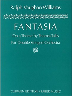 Ralph Vaughan Williams: Fantasia On A Theme By Thomas Tallis Books | String Orchestra