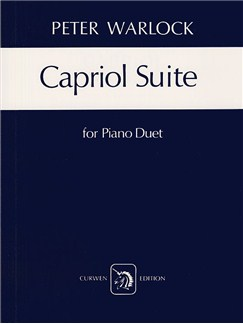 Peter Warlock: Capriol Suite Books | Piano Duet