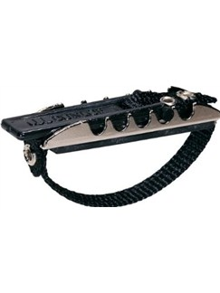 Jim Dunlop: Advanced Capo - Flat  | Guitar, Electric Guitar