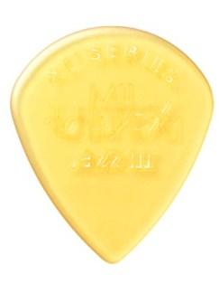 Jim Dunlop: Ultex Jazz III XL 1.38mm Plectrum (Pack Of 6)  | Guitar