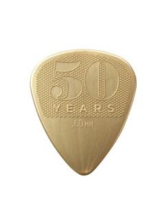 Jim Dunlop: 50th Anniversary Nylon 0.60mm Plectrum (12 Pack)  |