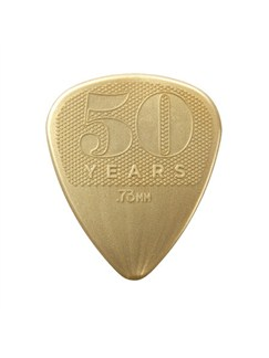 Jim Dunlop: 50th Anniversary Nylon 0.73mm Plectrum (12 Pack)  |