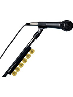 "Dunlop: 5010SI 7"" Microphone Stand Pick Holder  