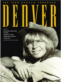 John Denver Songbook Books | Piano and Voice, with Guitar chord boxes