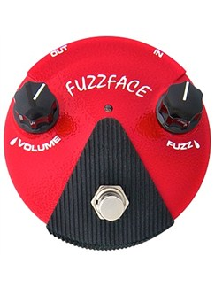 Jim Dunlop: Germanium Fuzz Face Mini Distortion  | Electric Guitar