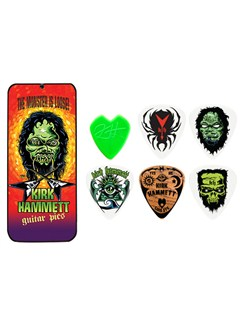 Dunlop: The Monster Is Loose Kirk Hammett Pick Tin  | Guitar