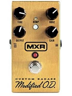 Jim Dunlop: MXR M77 Custom Badass Modified Overdrive  | Electric Guitar