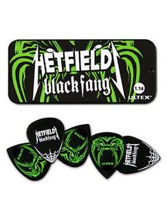 Dunlop: Hetfield Black Fang Tin  | Guitar