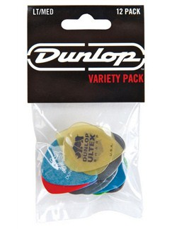 Dunlop Variety Pack Light/Medium 12 Player Pack  |