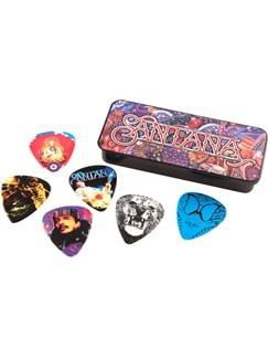 Dunlop: Carlos Santana Pick Tin  | Guitar