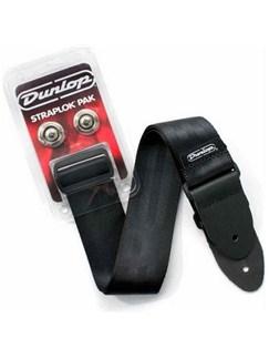 Jim Dunlop: Seatbelt Style Strap And Dual Design Strap Locks  |