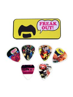 Dunlop: Frank Zappa Yello Pick Tin  |