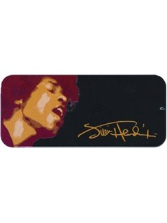 Dunlop: Jimi Hendrix Collector Series Pick Tin - Electric Ladyland (12 Hard Picks)  | Guitar