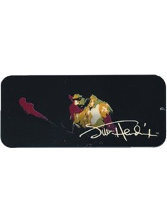 Dunlop: Jimi Hendrix Collector Series Pick Tin - Band Of Gypsys (12 Hard Picks)  | Guitar
