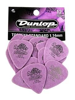 Jim Dunlop: Tortex Standard 1.14mm Plectrum (12 Pack)  | Guitar