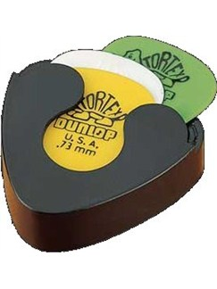 Jim Dunlop: Pick Holder  | Guitar